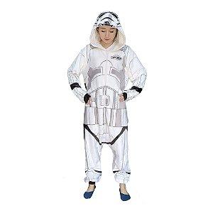 Macacão Kigurumi Star Wars Stormtrooper