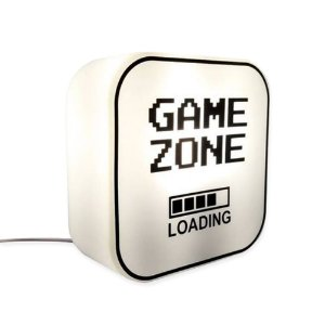Luminária Game Zone