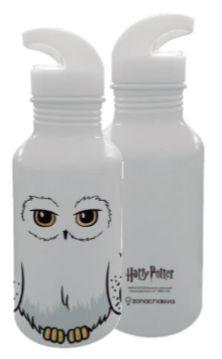 Garrafa de alumínio 500 ml Harry Potter Edwiges