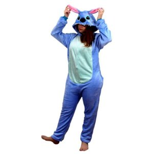 Macacão Kigurumi Stitch