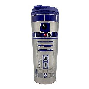 Copo viagem R2D2 Star Wars 450ml