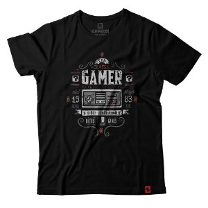 Camiseta The Classic Gamer