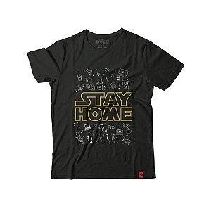 Camiseta Stay Home