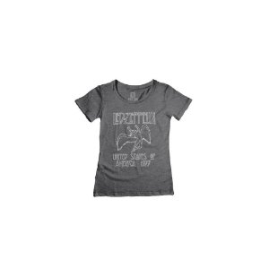 Camiseta Feminina Led Zeppelin Angel