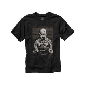 Camiseta Breaking Bad Heisenberg Jail