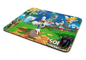 Mousepad Gamer Sonic Generator