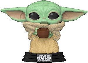 Funko Mandalorian Yoda Copo #378