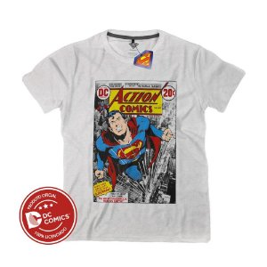 Camiseta Superman Action