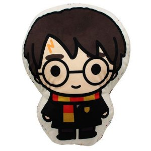 ALMOFADA FORMATO HARRY POTTER