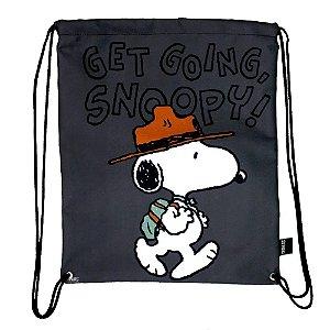 Mochila Saco Snoopy Peanuts