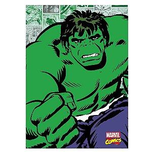 Quadro Canvas 70X50 Hulk Comics