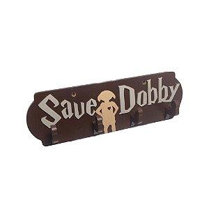 Cabideiro de Porta Save Dobby