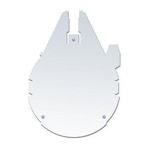 Espelho com Ventosa Falcon