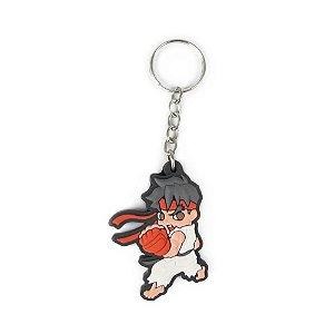 Chaveiro emborrachado Ryu