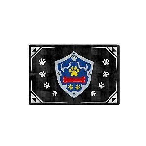 Tapete PET Escudo Gamer Pequeno 60 x 40 cm