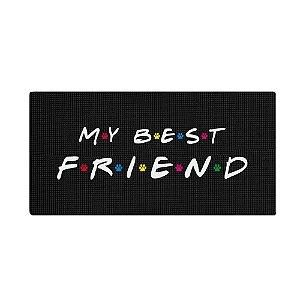 Tapete Pet Best Friend Médio 80 x 60 cm