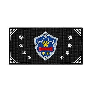 Tapete PET Escudo Gamer Médio 80x 60 cm