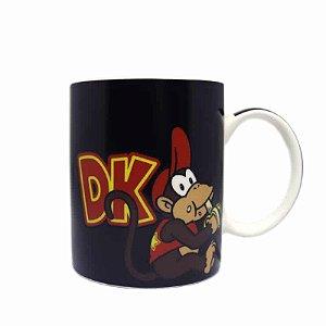 Caneca Magic porcelana Donkey Kong 300ml
