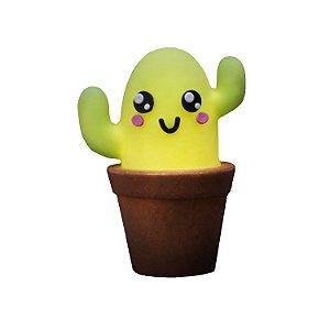 Luminária Cactus Kawaii