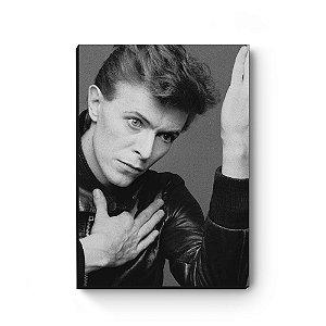 Quadro decorativo MDF David Bowie