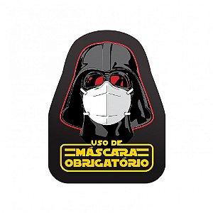 Placa de Parede Máscara Vader