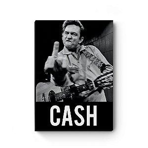 Quadro decorativo MDF Johnny Cash