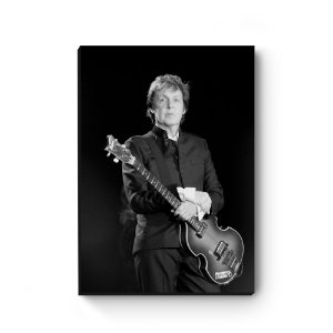 Quadro decorativo MDF Paul McCartney