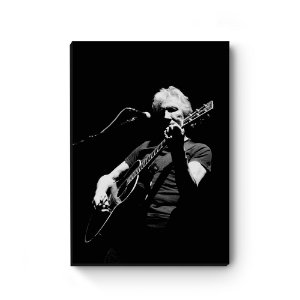 Quadro decorativo MDF Roger Waters