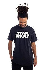 Camiseta Stars Wars logo
