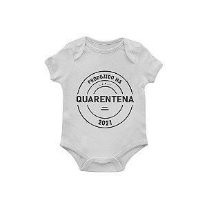 Body Bebê Quarentena 2021