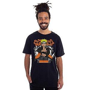 Camiseta Naruto Kunai