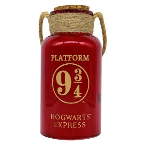 Luminária Pote Led Hogwart Express - Harry Potter