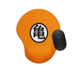 Mousepad Ergonômico Dragon Ball Logo