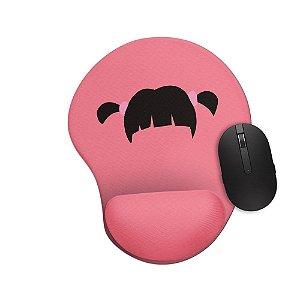 Mousepad Ergonômico Monstros S.A Boo