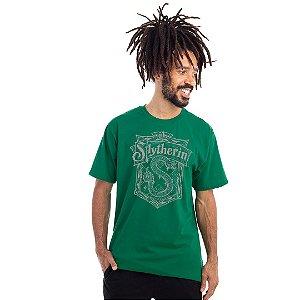 Camiseta Harry Potter casa Sonserina