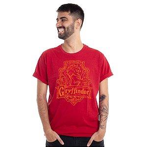 Camiseta Harry Potter casa Grifinoria