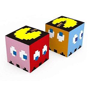 Pufe quadrado - Pac Man