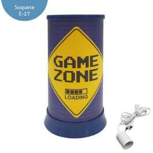 Luminária Hug - Game Zone