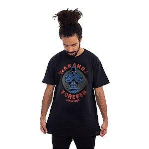 Camiseta Pantera Negra Erik