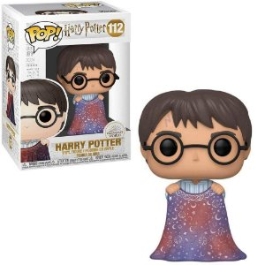 Funko Harry Poter Capa Invisibilidade #112