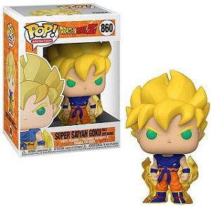 Funko Dragon Ball Z Super Sayajin Goku #860