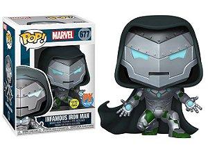 Funko Infamous Iron Man #677