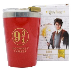 Copo Viagem Snap Harry Potter 9 3/4