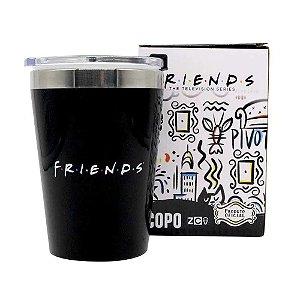 Copo Viagem Snap Friends Logo