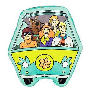 Almofada Formato Fibra Scooby Doo Máquina Misteriosa