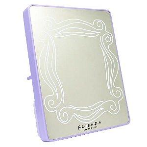 Espelho Com Led Porta Retrato Friends