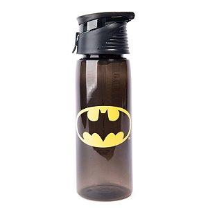 Garrafa Com Infusor Batman Logo 600 ml