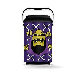 Cooler 10 latas Skull HAHAHA