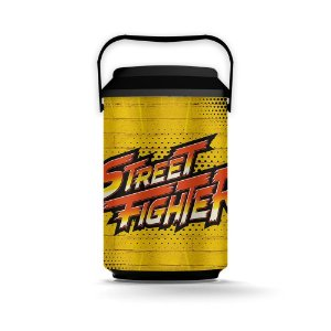 Cooler 10 latas STREET FIGHTER