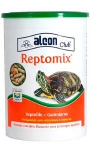 Ração Alcon Reptomix para Répteis - 15g